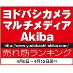 ヨドバシAkiba売れ筋ランキング:ミラーレス一眼