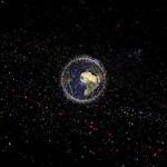 レーザービームで宇宙をキレイに 理化学研究所が宇宙ゴミの除去技術を考案