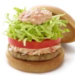 肉みたいな食感でカロリーひかえめ!ソイパティのハンバーガー:今週のゴチ