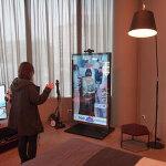 Galaxyのスマートホーム展示もあるイタリア・ミラノの本社ビルを訪ねる