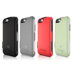 iPhone 6のバッテリー内蔵ケースに、ミルスペック準拠のタフモデル登場!