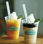 ミスタードーナツのフラペチーノ的新メニュー『フラペレッソ』を飲んでみた