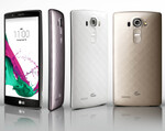 LGがフラッグシップスマホの最新機種「LG G4」を発表!本革製モデルもあり