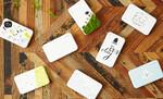 世界にひとつだけのバッテリーが作れる! デコれる真っ白モバイルバッテリー登場