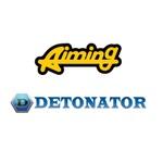 """PCゲームのプロチーム『DeToNator』のスポンサーに""""剣ログ""""の『Aiming』が就任"""