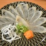 くら寿司で日本酒をガブガブ呑みたい!390円のふぐてっさ登場