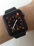 アップルマークもOK!Apple Watchの文字盤に好きな文字を入れる方法