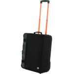 保管場所に困らない! 機内持ち込みサイズの折りたためるスーツケースが登場!