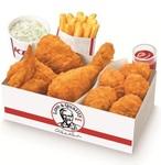 ケンタッキーで30%OFFパックが発売!日本のKFC45周年記念