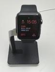 Apple Watchの充電ケーブルをきちんと収納できる専用充電スタンドが好き