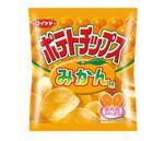 『ポテトチップス みかん味』が再登場!フルーツポテチが桃、バナナと勢ぞろい