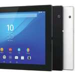 『Xperia Z4 Tablet』のWiFi版が発表HERGOPOCHとの限定コラボトートバッグも