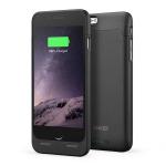 厚さわずかプラス5ミリのiPhone6バッテリーケースで使用時間を2.2倍に!