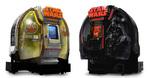 456万円で自宅が反乱軍基地にアーケード筺体『スター・ウォーズ:バトル ポッド』が個人販売開始