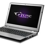 13.3インチ2560×1440ドット液晶搭載ゲームPC G-Tuneが12万円台から