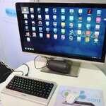 スマート金庫やQWERTYキー搭載リモコン、Android内蔵キーボードなどが展示:CES Asia