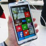 世にも珍しい7インチWindows PhoneやデュアルOSタブレットが展示:CES Asia