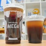ローソンで容量2倍のアイスコーヒーを販売!シロクマカップがかわいい