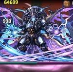 パズドラ:ゼローグ∞降臨【特殊】攻略!『幻龍王 絶地獄級』を覚醒バステトPTで攻略!!