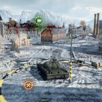 """戦車で旗取り合戦!『World of Tanks』の期間限定モード""""制圧戦""""に出撃"""