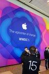 WWDC 現地レポ 今年のノベルティはアレだった:WWDC 2015
