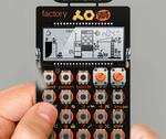手のひらサイズのシンセサイザー『Pocket Operator』アスキーストアで先行予約受付中!
