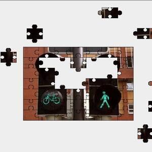 Chromeでジグソーパズルを組み立てられる JSPuzzlesで遊ぼう!!