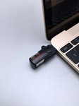USB Type-Cメモリー登場!早速12インチMacBookにぶっ差して計測してみた