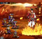 スマホ戦国ゲーム『戦乱のサムライキングダム』がアニメ『戦国無双』とコラボ開催