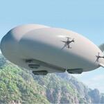 飛行場不要!エアクッションでどこでも着陸できるハイブリッド飛行船が2018年に登場