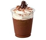 リンツ ショコラ カフェで夏の味わい「ムース・オ・ショコラ カカオ66%」