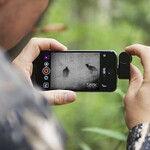 スマホ用サーモカメラ『Seek Thermal XR』が夏のキャンプに役立ちそう