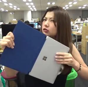 『Surface 3』がやってきた&超薄型iPhone防水ケースなど今週のつばさ動画