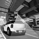 二輪乗りに朗報! 東芝とトプコンが舗装道路のひび割れ自動検出システムを開発