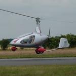 最先端、それともレトロ?フル電動オートジャイロ『eGyro』初飛行に成功