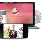 iPhoneやAndroidでDVDがワイヤレスで観られる『sMedio TrueDVD Streamer』が登場