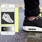 スマホで配色自由自在 NIKE発スマートスニーカー:The Shift Sneaker