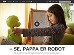 会いたい人の分身をロボットで実現 OriHimeがレンタル販売・新サービス連携企業を募集開始