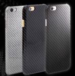 同重量の鋼鉄の5倍強いケブラー素材使用!極薄iPhone 6/6 Plusケースに光沢ブラック登場