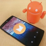 """Android M""のイースターエッグや縦方向ランチャーをチェック【UI比較編前編】"