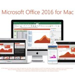 『Office 2016 for Mac』Office 365ユーザーに先行提供スタート