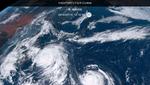 台風ヤバい ひまわり8号のリアルタイム鮮明画像がネット公開