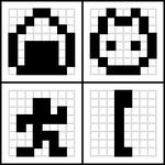 食パンと戦闘機と宝箱とネコと16進数:IchigoJamプログラミング第8回