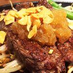 東京初進出「1ポンドの ステーキ ハンバーグ タケル」のブラックカレーがウマイ