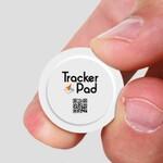 自転車の盗難対策はSIM内蔵で貼り付けるだけの『TrackerPad』で!