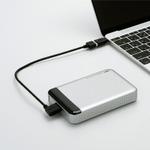USB Type-C接続対応のMac専用外付けHDDがなかなかのタフネスぶり
