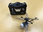 こいつは難しい!だがそれがいい 世界最小カメラ付きラジコンヘリ『ナノファルコン デジカム』
