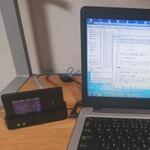 最強SIMフリールーターAterm MR04LNの11ac無線とクレードルを活用しよう