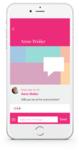マイクロソフトがiPhoneアプリ 普通のメールをLINEっぽく見せる『SEND』