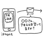 iPhoneのカレンダーで出欠確認すれば結果や返事をしない人が一目瞭然